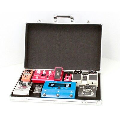 Guitar Effects Pedal Board Case Stagg UPC-535