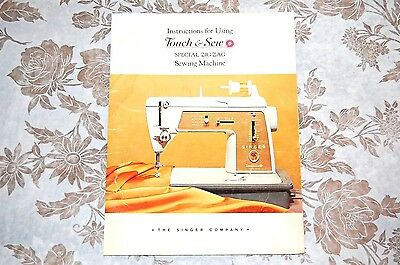 Comprehensive Instruction Manual CD for Singer 603, 603e Sewing Machines.