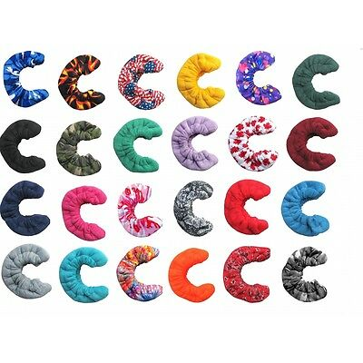 Soft Terry Blade Guards / Covers For Ice Skates - Various Colours & Designs