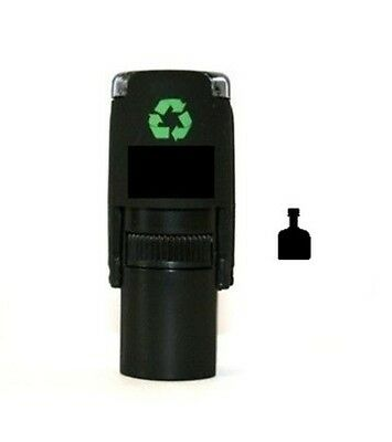 Loyalty Card Stamp Professional Quality Self Inking with BOTTLE image