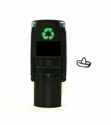 Loyalty Card Stamp Professional Quality Self Inking with HAT image