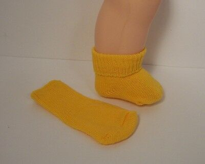 "YELLOW Socks Doll Clothes For 16"" Terri Lee DEBs"