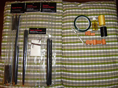Bagpipe Maintenance Kit Various Choices Hemp Tape Brushes Tutor Book etc