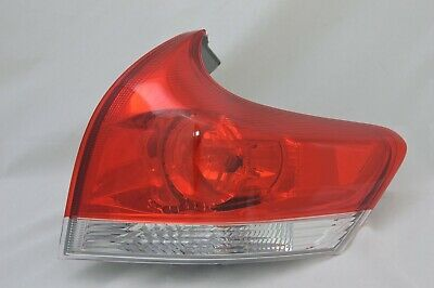 For 2009-2012 Toyota Venza Passenger Side Outer Tail Light Taillight Lamp