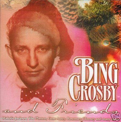 Bing Crosby and Friends - Great Songs of Christmas (CD 2000)