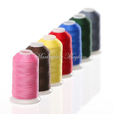 Strong Bonded Nylon -Sewing Thread - Rot Proof- Repair- 60S / Tex 45 -500M Metre