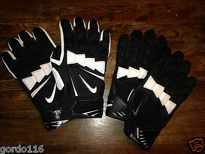 Dallas Cowboys Jeremy Parnell #78 NIKE Hyperbeast Game Used Football Gloves 4XL
