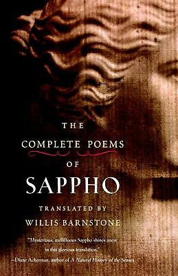 The Complete Poems of Sappho by Sappho Paperback Book (English)