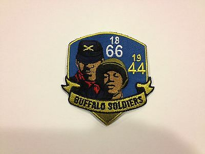 Buffalo Soldier Patch - 1866-1944