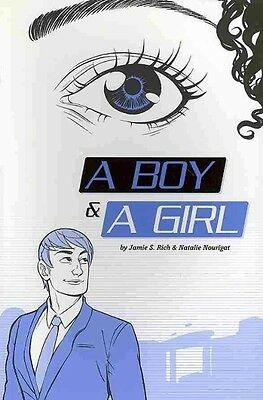 Boy and a Girl by Jamie S Rich Paperback Book (English)