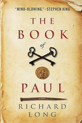 The Book of Paul by Richard Long Paperback Book (English)