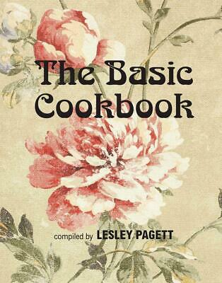 The Basic Cookbook by Lesley Pagett Hardcover Book (English)