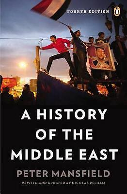 A History of the Middle East by Peter Mansfield Paperback Book (English)
