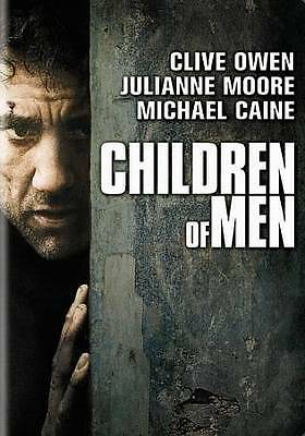 Children of Men (DVD, 2007, Anamorphic Widescreen)