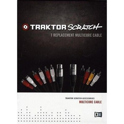 New Native Instruments Traktor Scratch Multicore 1 Replacement Cable
