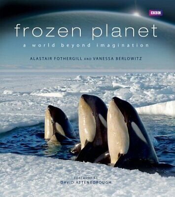 Frozen Planet by Berlowitz, Vanessa Book The Cheap Fast Free Post