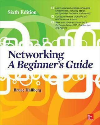 Networking by Bruce A. Hallberg Paperback Book (English)