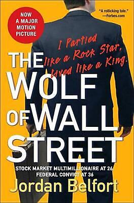 95750668bc The Wolf of Wall Street by Jordan Belfort (English) Paperback Book Free  Shipping