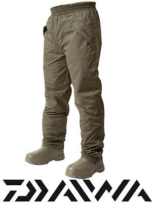 Daiwa Wilderness OVER TROUSERS Waterproof Windproof Breathable Carp Fly Fishing