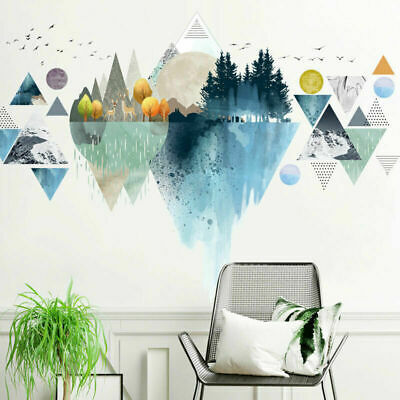 Tree Branch Wall Art Stickers Removable Vinyl Decal Mural Home Office Decor Gift