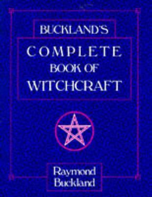 Buckland's Complete Book of Witchcraft by Raymond Buckland Paperback Book (Engli