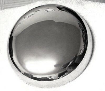 """horn cover 6-1/4"""" to 7"""" bell size round stainless steel Kenworth Peterbilt FL"""