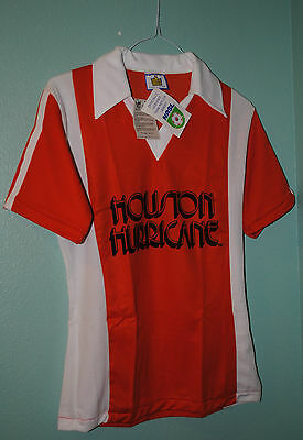 Houston Hurricane Vintage 1977 Nasl Replica Jersey New With Tags