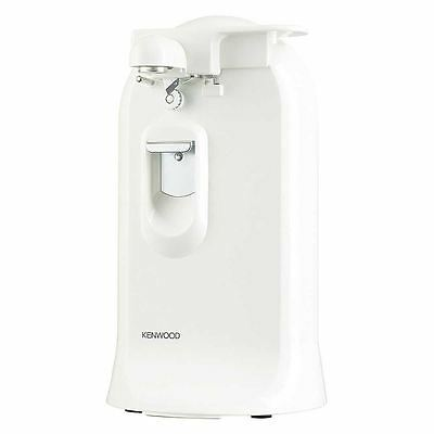 Kenwood CO600 White 40W Electric 3 In 1 Tabletop Can Opener With Removable Blade