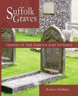Graves of the Famous and Notable by Robert Halliday (English) Paperback Book Fre