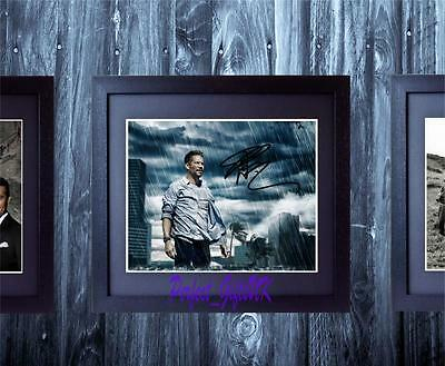 Paul Walker Hours SIGNED AUTOGRAPHED FRAMED 10x8 REPRO PHOTO PRINT