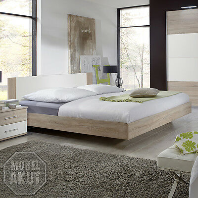 funktionsbett stauraumbett bett 160x200 cm schubladen. Black Bedroom Furniture Sets. Home Design Ideas