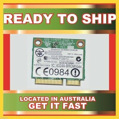 Genuine 572520-001 Hp 802.11B/g/n Wlan Pci-E Half Mini Card For Dv6-1000