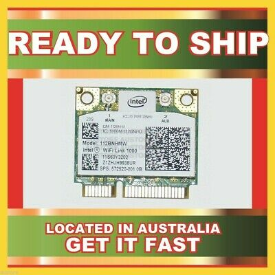 Genuine 60Y3202 Intel Wifi Mini 210 Wireless Card For Hp Mini 110 210