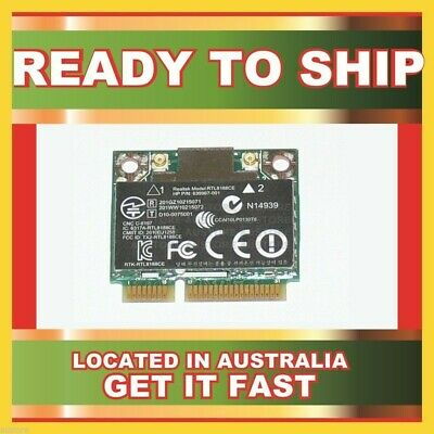 Genuine 640926-001 Hp Pcie Wifi Half Minicard 802.11B/G/N For 430 630 635