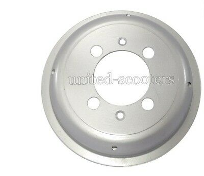 Vespa VBB 8 inches Rear Brake Drum Brand New V2214
