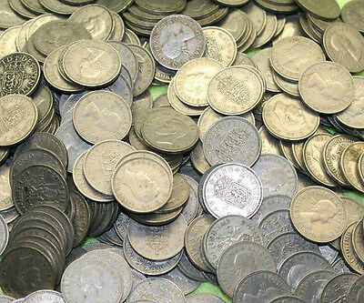 BULK Shillings coins CHOOSE HOW MANY from 5 to 1000 Coins !!FREE POSTAGE!!