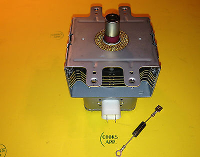 W10245183 Nib Replacement Magnetron + Diode For Whirlpool Microwave Non-Oem