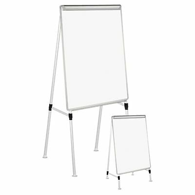 Universal Adjustable White Board Easel  - UNV43033
