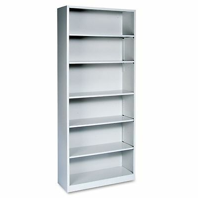 HON Brigade 6-Shelf Metal Bookcase - HONS82ABCQ