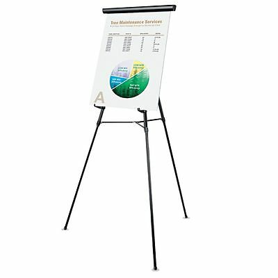 Universal Telescoping Tripod Easel with Pad Retainer  - UNV43150