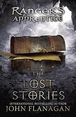 The Lost Stories: Book 11 by John Flanagan (English) Paperback Book Free Shippin