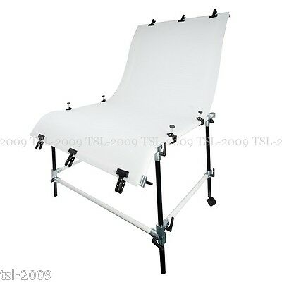 PIXAPRO STUDIO SHOOTING TABLE 110x200cm Large Product Photo Still Life Table