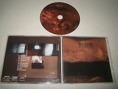 Nine Eleven/Use Your Disillusion(Breakxout/Bxo-003)Cd Album