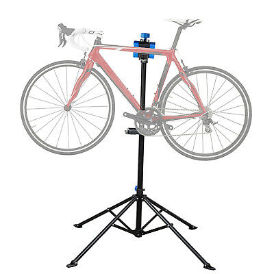 """Pro Bike 41"""" To 75"""" Repair Stand Adjustable W/Telescopic Arm Cycle Bicycle Rack"""