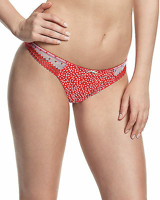 Brand New Cleo by Panache Lingerie Lucy Brief Red 5852 VARIOUS SIZES