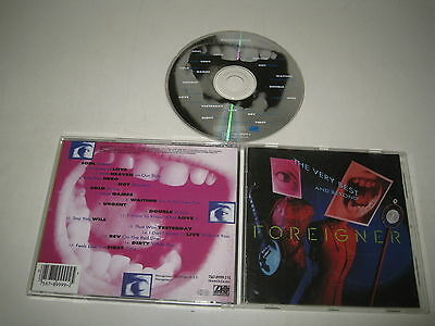 Foreigner/the Very Best And Beyond(Atlantic/7567-89999-2)Cd Album