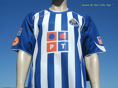 BNWT Official Authentic Nike FC Porto Home 2004-2005 Shirt XL