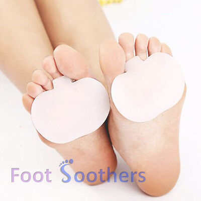 Metatarsal Pads Shoe Inserts Gel Ball Foot Cushion Forefoot Pain FootSoothers™
