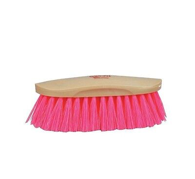 Synthetic Bristles for Horse - Hot Pink Grip Fit blocks