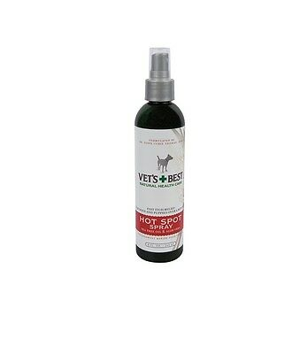Veterinarian's Best Hot Spot Spray for Dogs & Cats - 2 sizes - fast relief